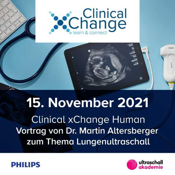 Ultraschall Weiterbildung Philips